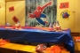 Planet Kids Spiderman Party